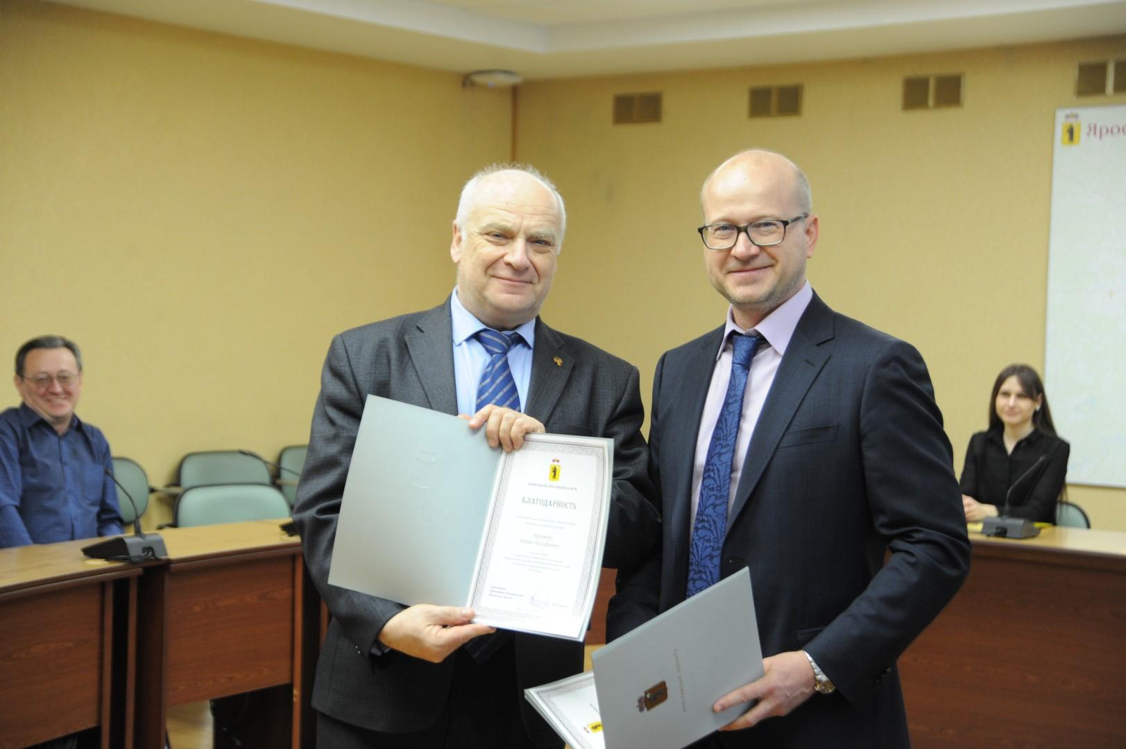 Представителям общественности вручили награды за вклад в сохранение объектов культурного наследия