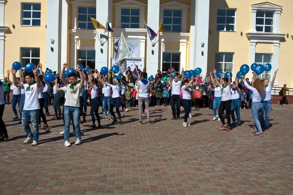 Более 200 человек приняли участие в экологической акции «Марш парков»