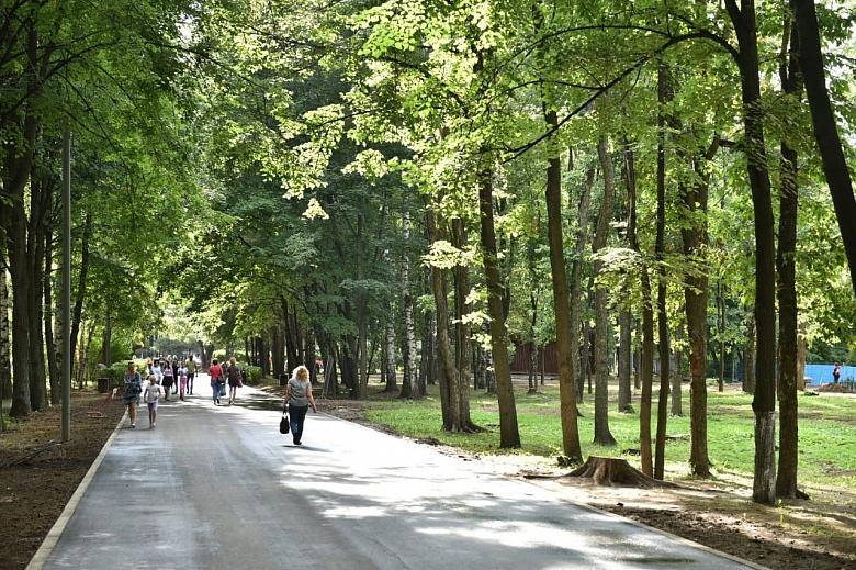 В Ярославле проверят состояние отремонтированного парка «Нефтяник»