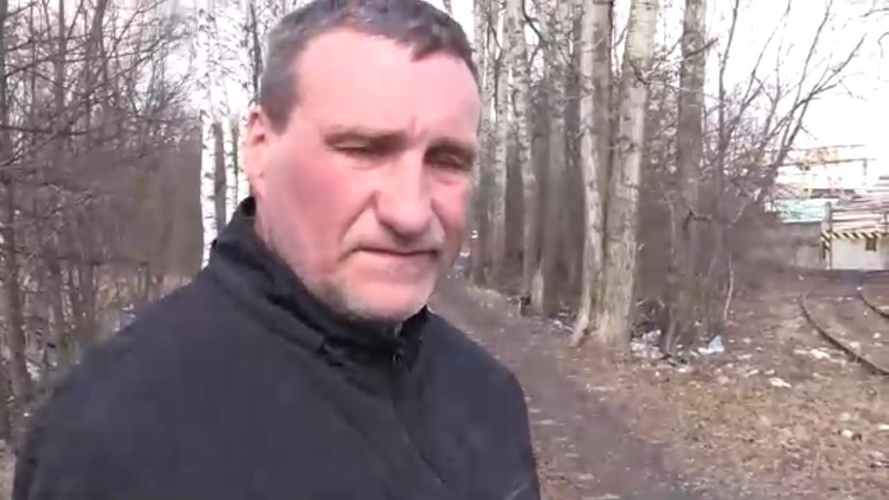 В Ярославле рецидивист показал место, где надругался над ребенком: видео допроса