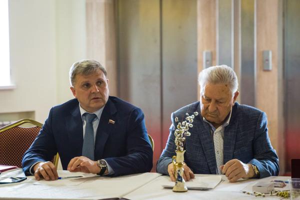 Ярославские ветераны провели учебные сборы