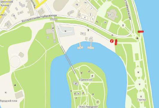 В центре Ярославля запретят проезд машин и велосипедов: схема
