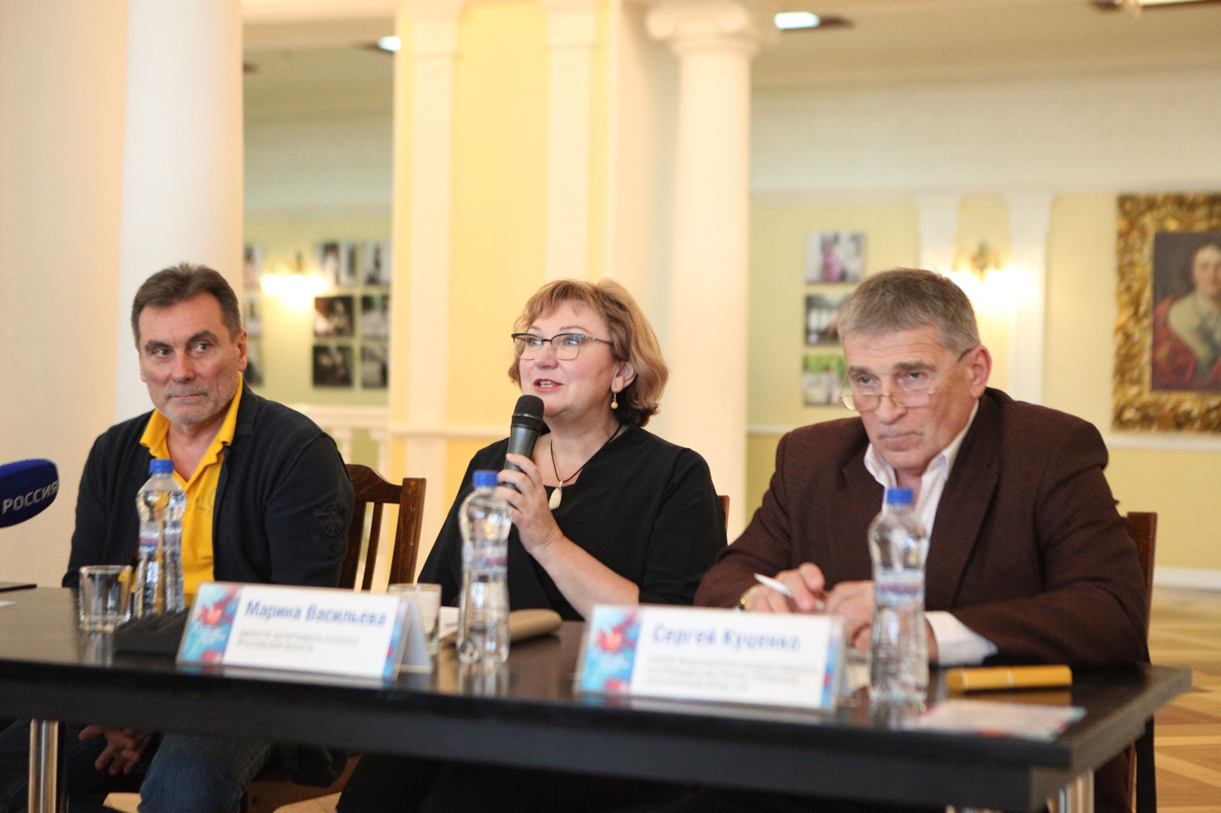 В Ярославле стартовал молодежный фестиваль «Будущее театральной России»