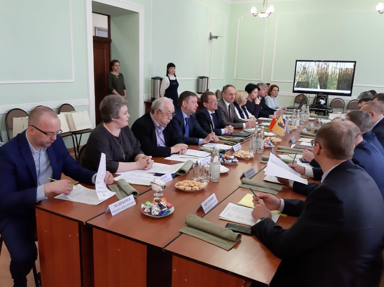 Объем экспорта ярославской продукции в Республику Беларусь увеличат
