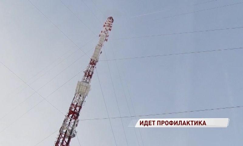 В Ярославле и Рыбинске временно отключат радио и телевидение
