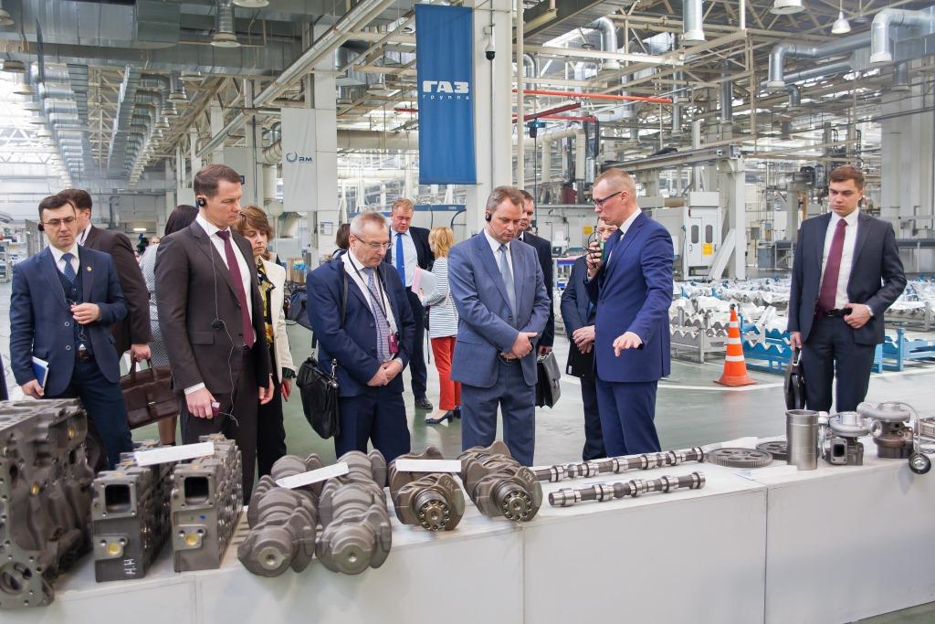 Белорусские партнеры заинтересованы в инновационных разработках ярославских предприятий