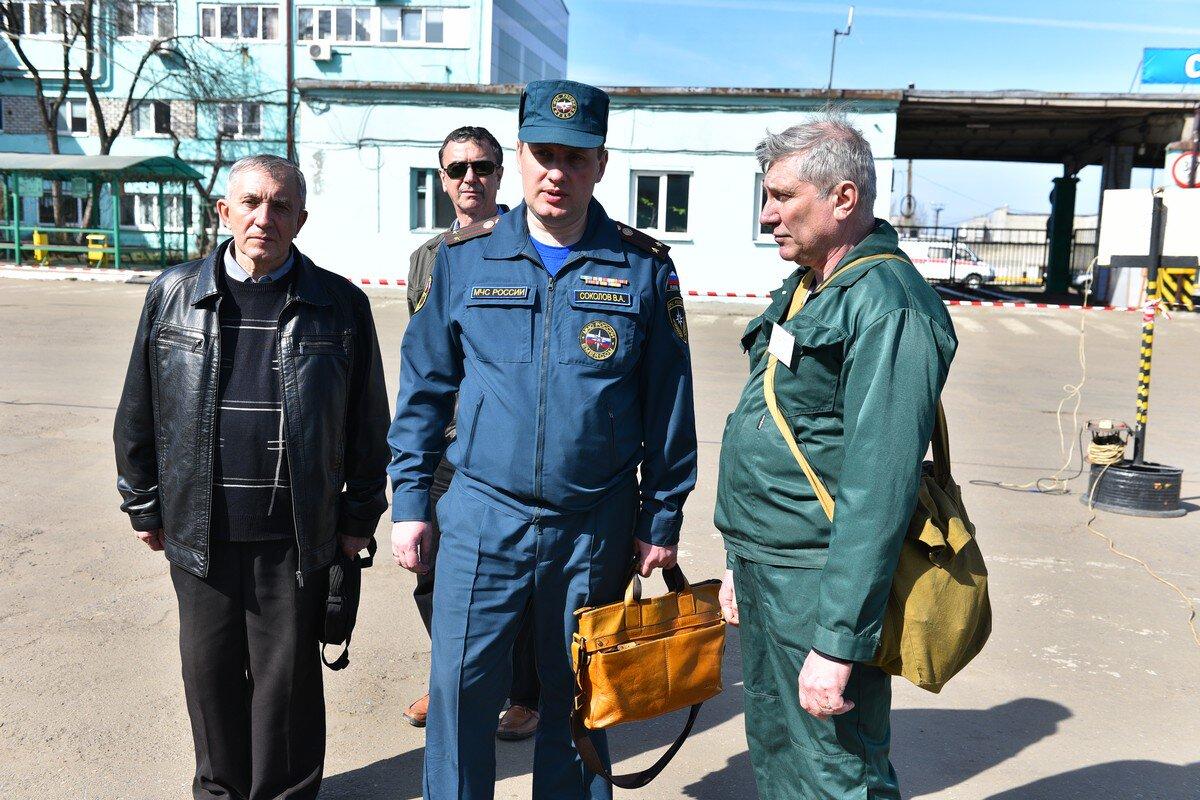 В Ярославле транспортники обезвредили «радиоактивный» автобус: фото