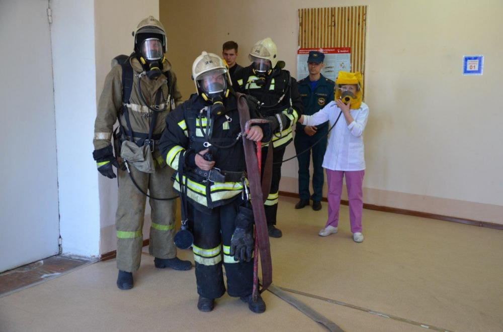 В Переславле эвакуировали сотрудников и пациентов больницы: фото