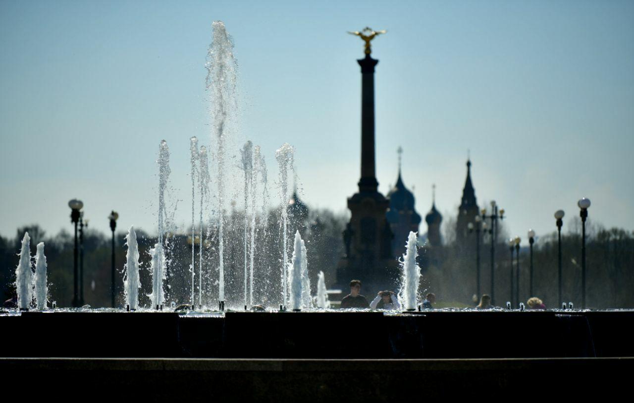 Названа дата начала работы фонтанов в Ярославле