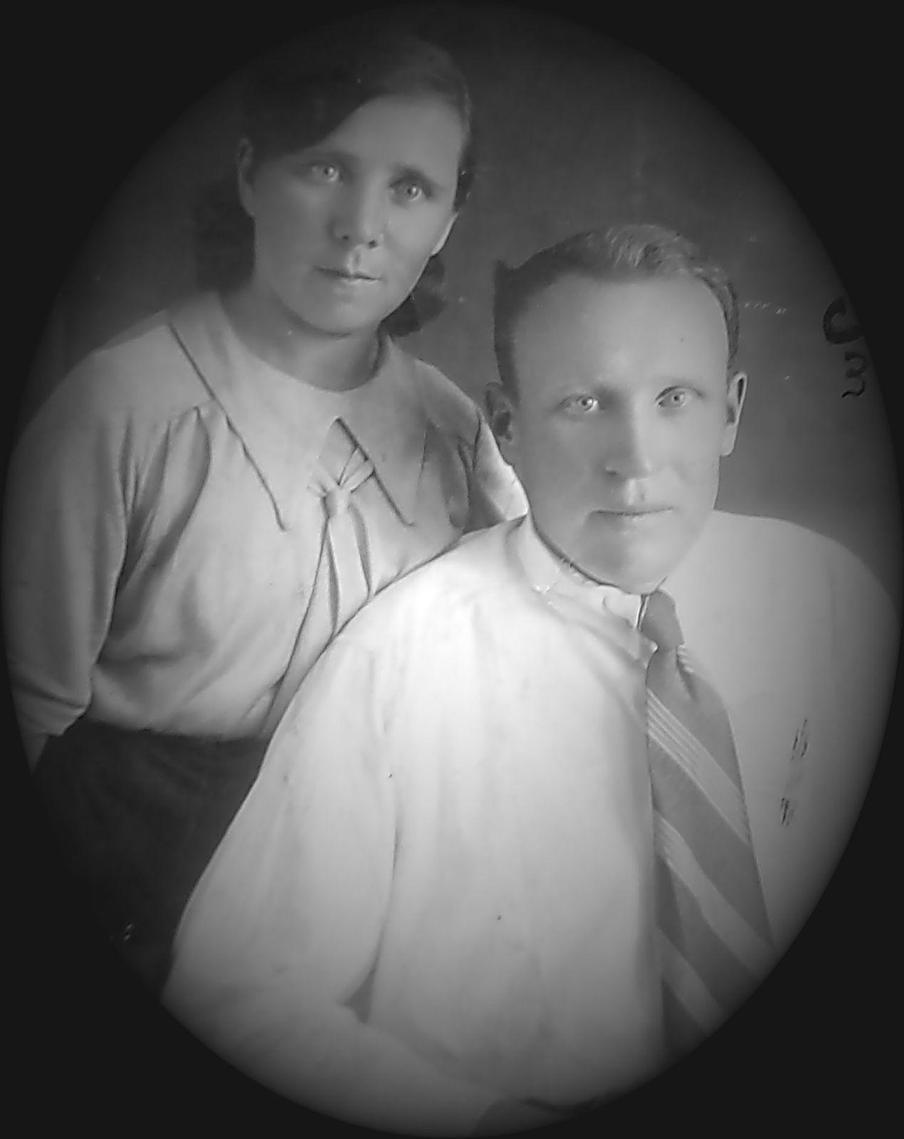 Он погиб при освобождении Белоруссии. Память о нем хранится благодаря письмам с фронта