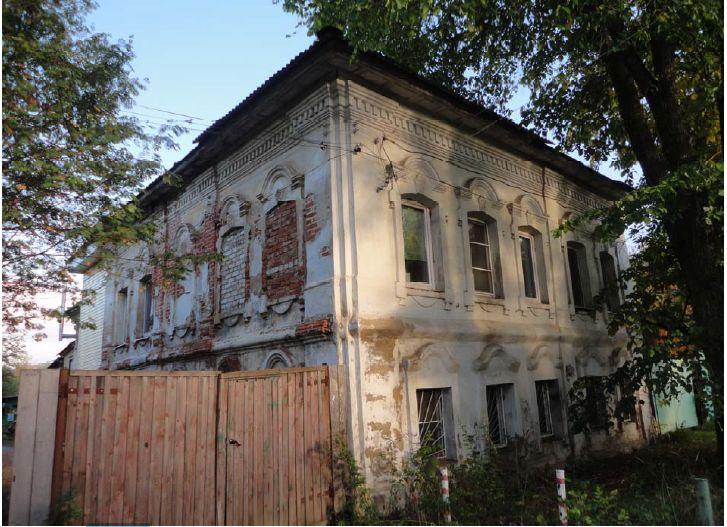 Дом Серебрениковых в Ростове отнесен к категории памятников регионального значения