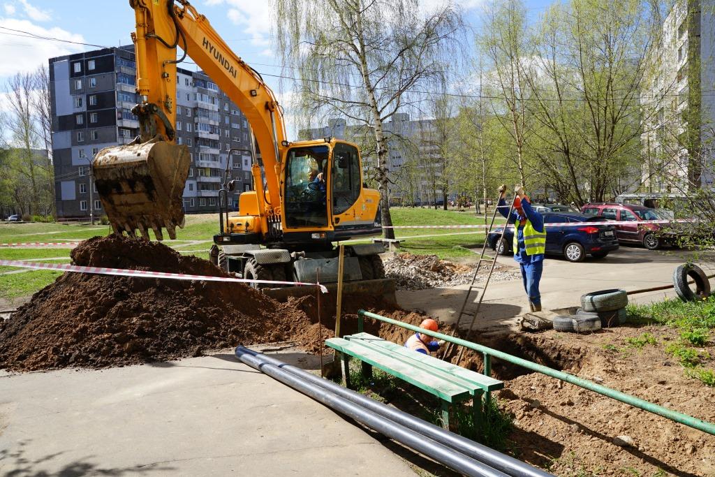 В Ярославле планируют заменить более полутора километров сетей водоснабжения и водоотведения