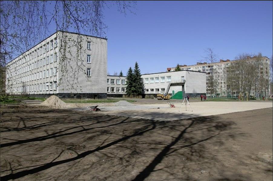 Новое поле для мини-футбола оборудуют у лицея №2 в Рыбинске
