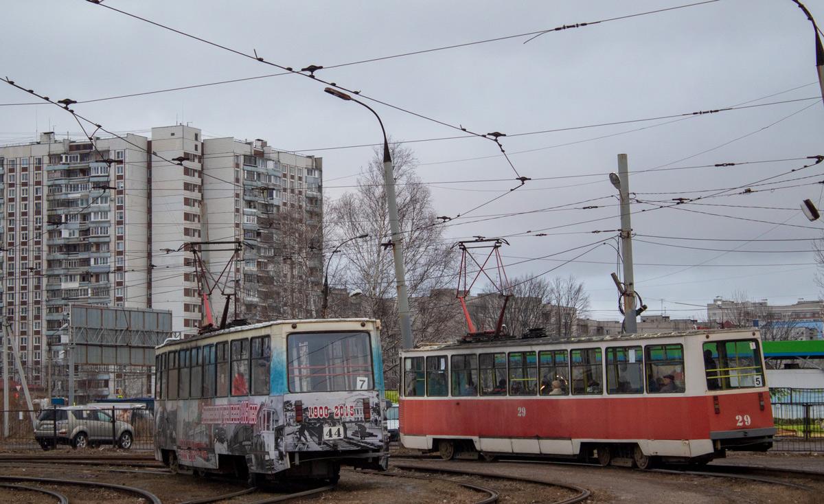 В Ярославле меняется расписание двух трамваев