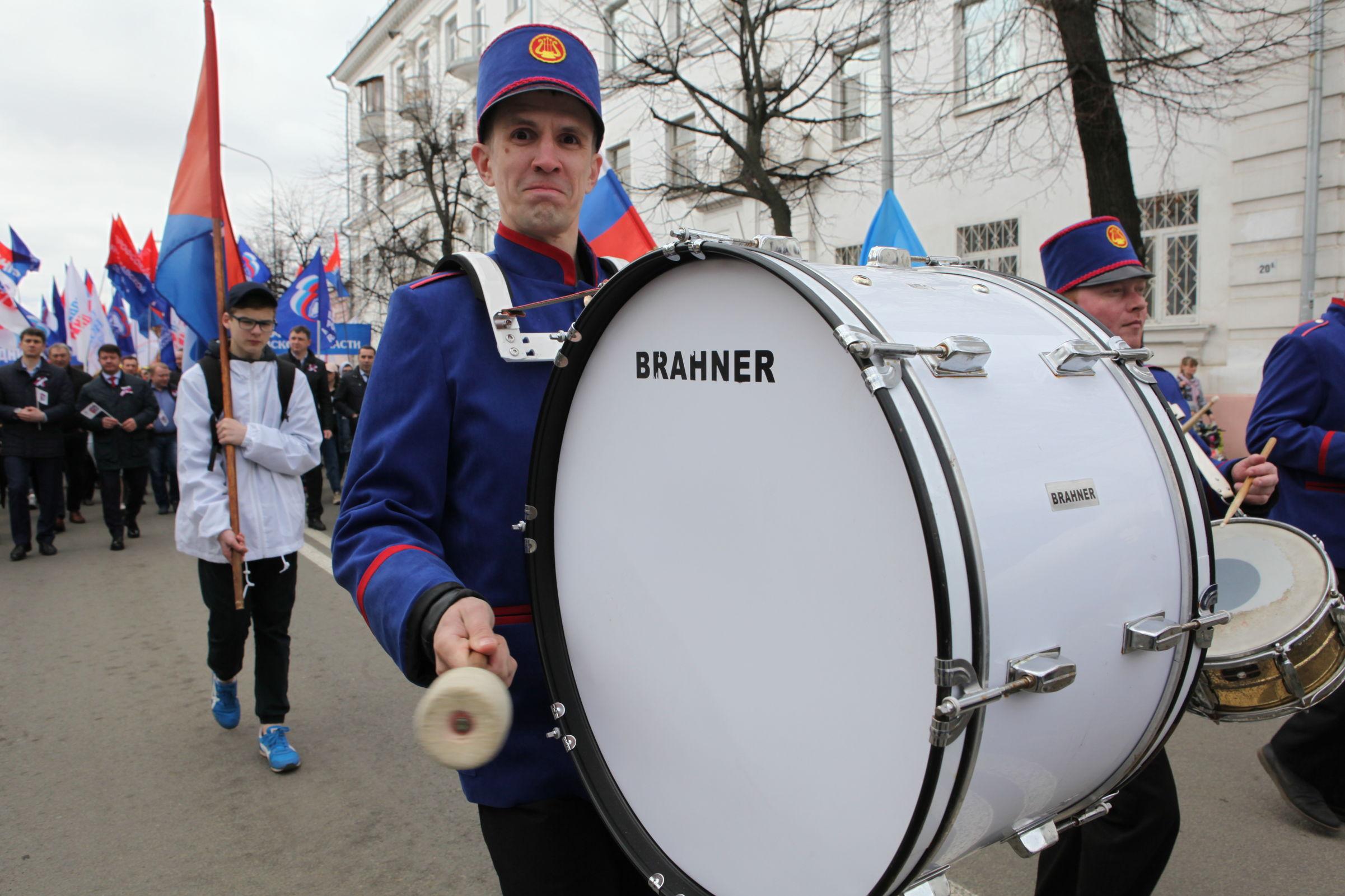 Демонстрации, Башмет и рай для гурманов: как провести майские праздники