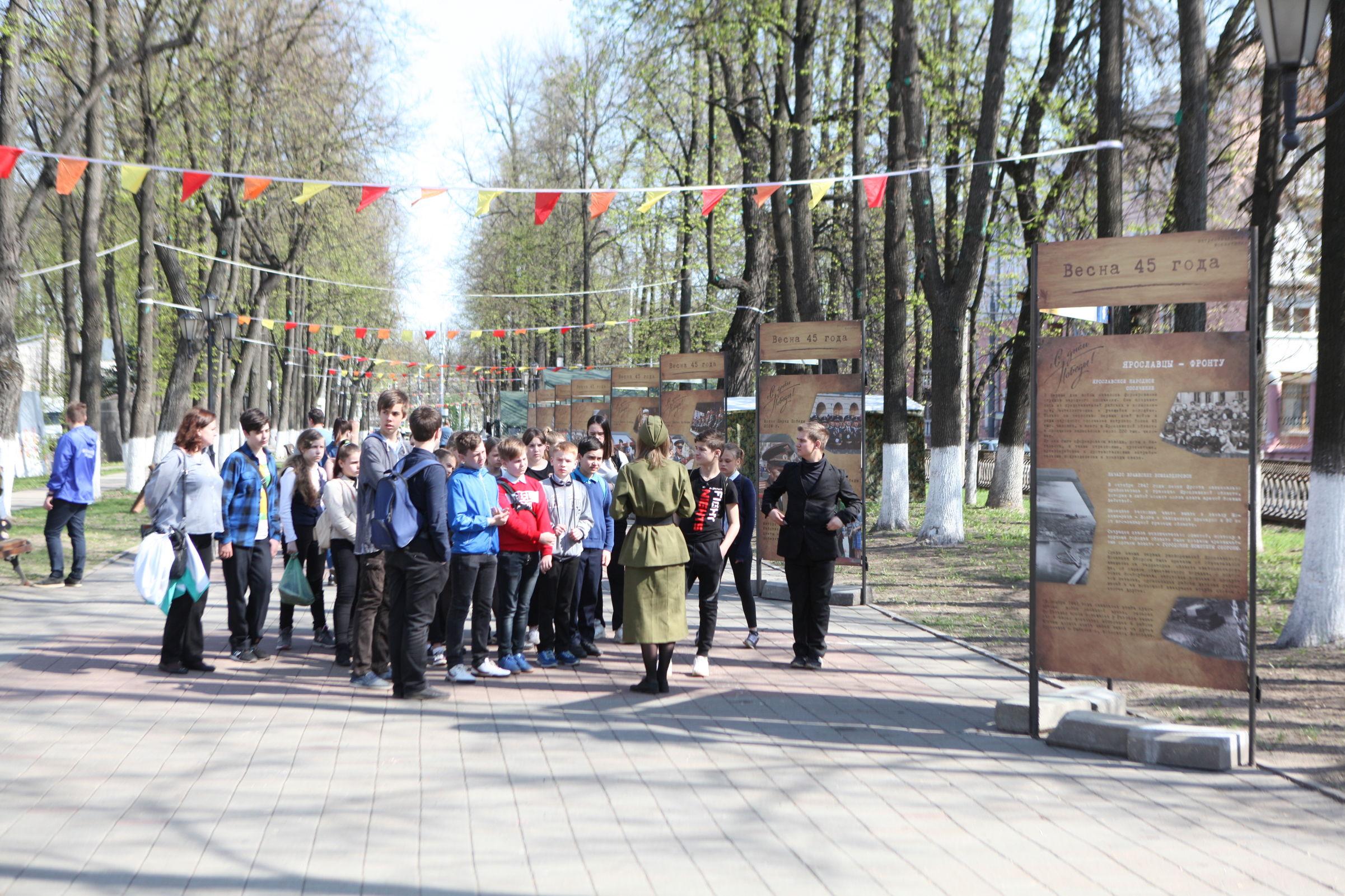 В центре Ярославля воссоздали комнату маршала Толбухина