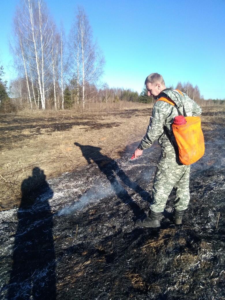 Нарушители противопожарного режима заплатят штрафы до 500 тысяч рублей