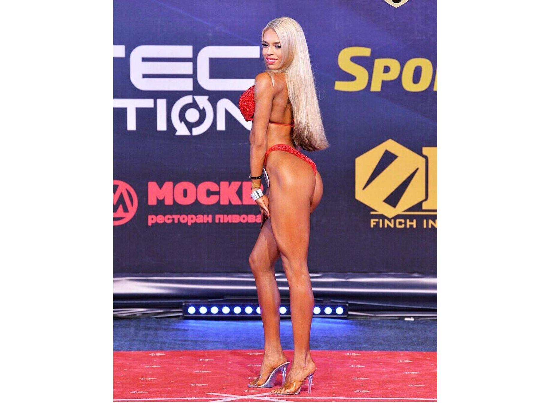 Ярославская бодибилдерша-юрист стала чемпионкой Европы