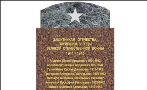 Воинский мемориал установят на Болтинском кладбище в Рыбинске