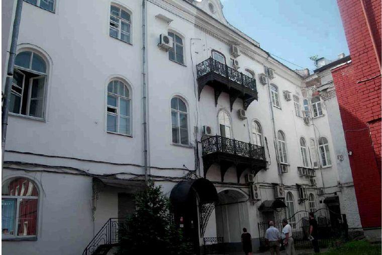 Дом купца Ерыкалова в Ярославле признан памятником местного значения