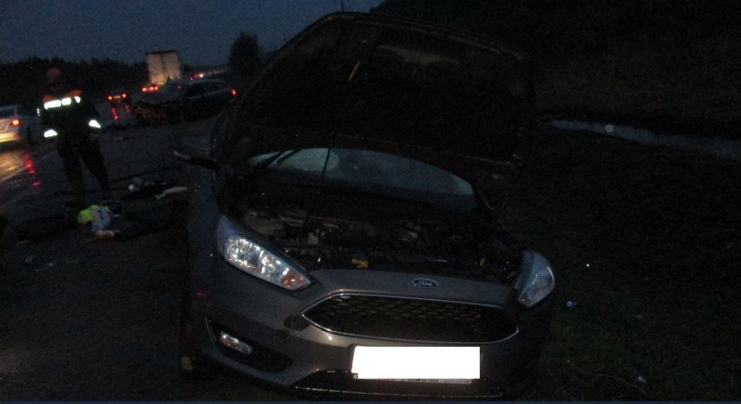 В Ярославской области в ДТП пострадали три человека