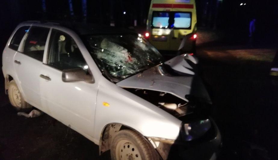 В Ярославле в ДТП погиб человек