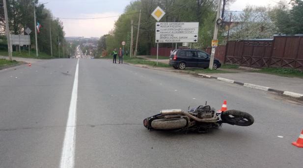 В Ярославской области в ДТП погиб мотоциклист