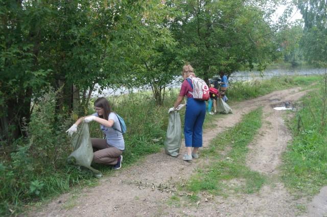 В рамках всероссийской акции «Вода России» жители региона могут принять участие в мероприятиях по уборке берегов рек