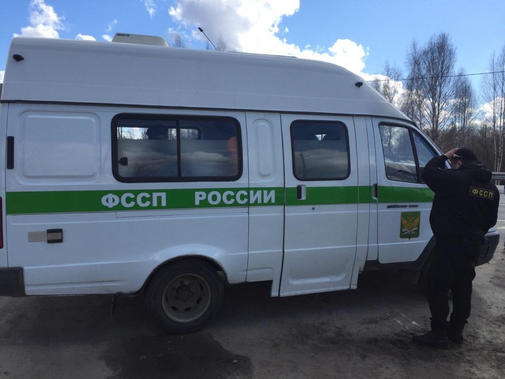 Ярославец был вынужден освободить захваченный участок, чтобы продать машину