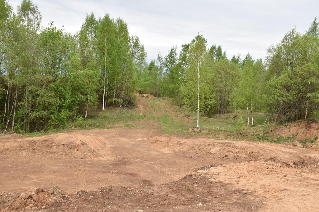 У деревни Шолохово, где в прошлом году была ликвидирована свалка опасных отходов, видимых признаков загрязнения не обнаружено
