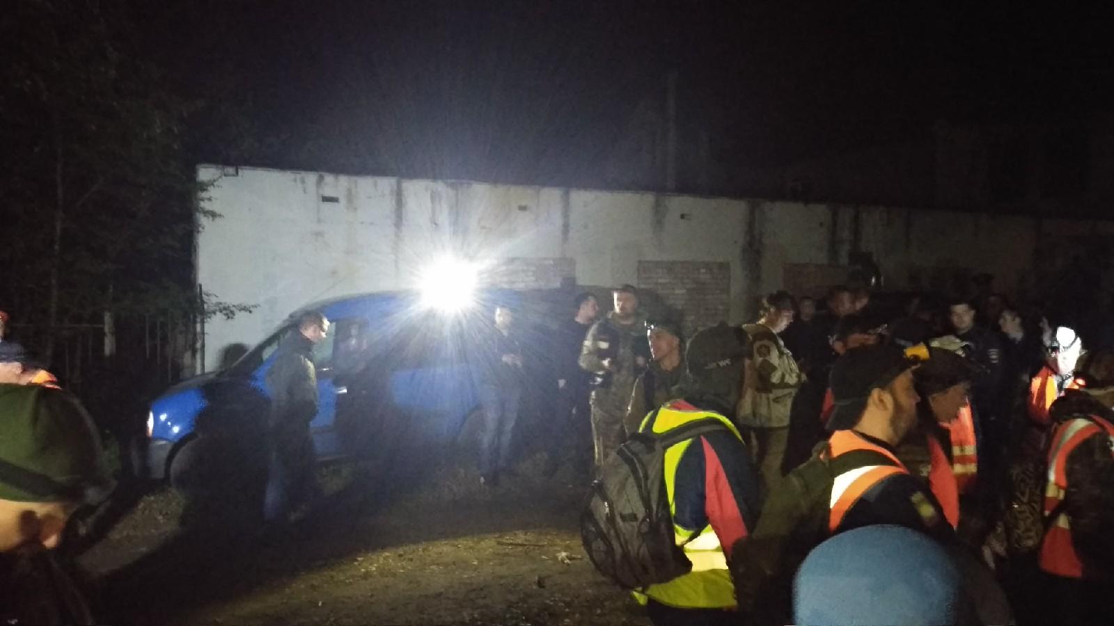 Ярославские волонтеры помогли найти двухлетнего Степу, потерявшегося в лесу