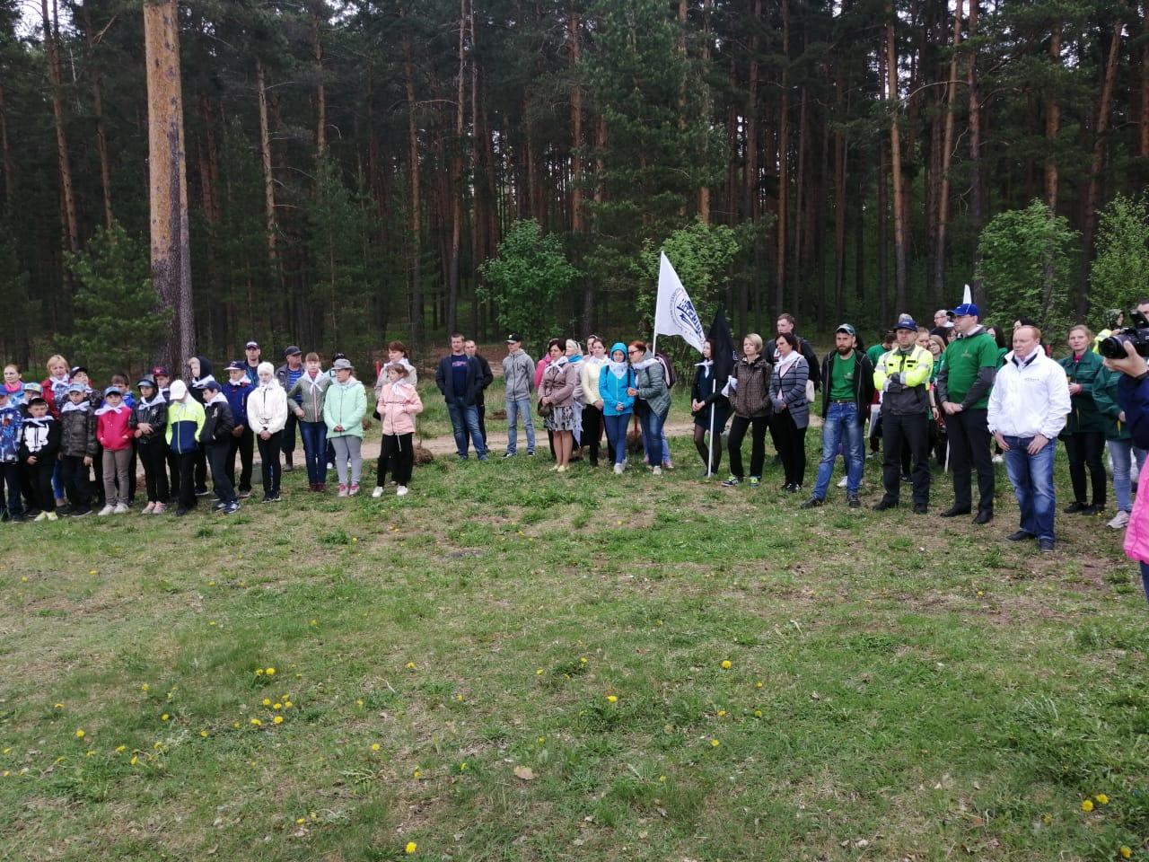 В Ярославской области проходит акция «Вода России»