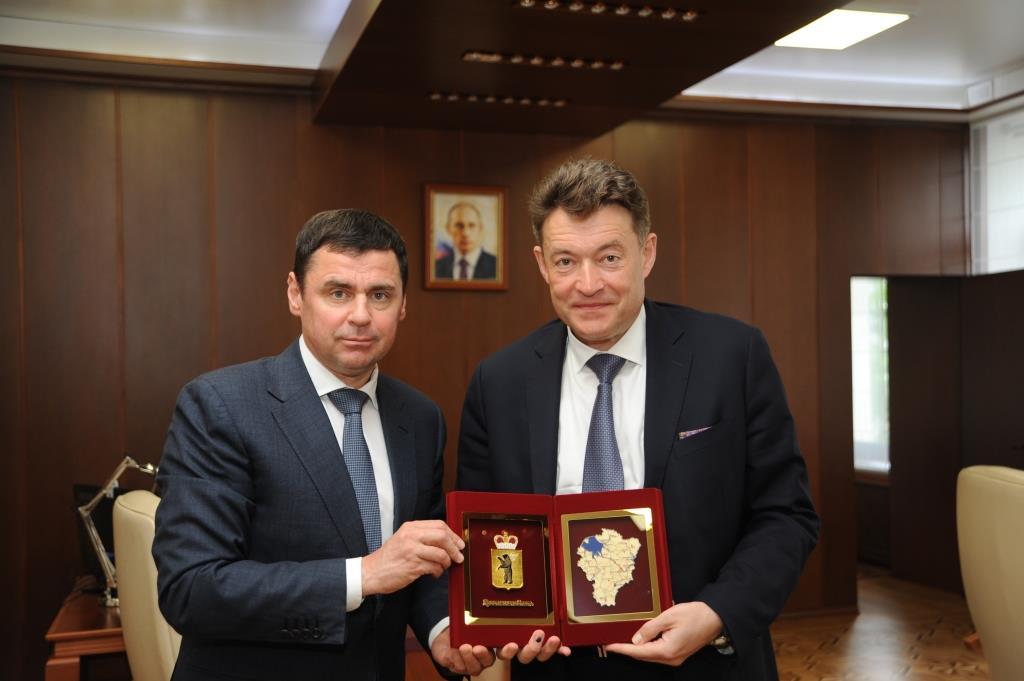 Дмитрий Миронов обсудил с главным онкологом Минздрава России дальнейшее совершенствование системы профилактики онкозаболеваний