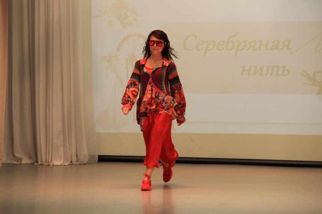В Пошехонье прошел отборочный тур конкурса «Серебряная нить – 2019»
