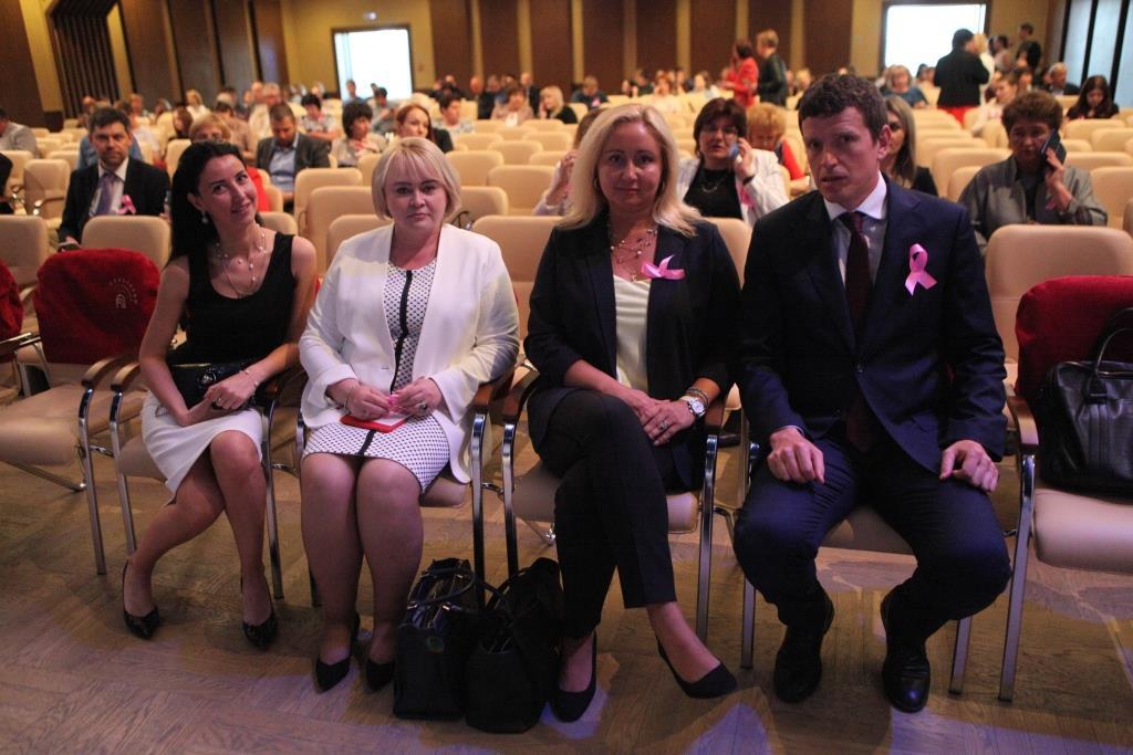 В Ярославле стартовала всероссийская эстафета «Онкопатруль»