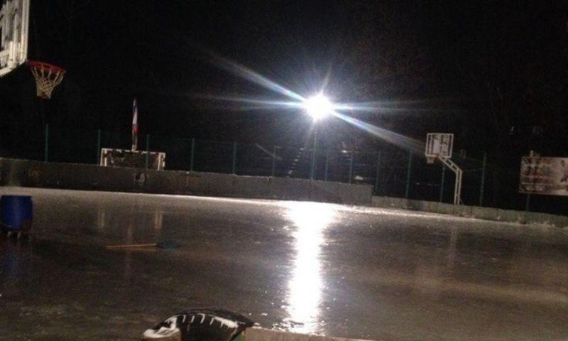 Ярославская школа имени Ивана Ткаченко лидирует в конкурсе на восстановление хоккейного корта