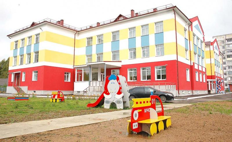 Рыбинский детский сад вошел в топ-500 лучших в стране