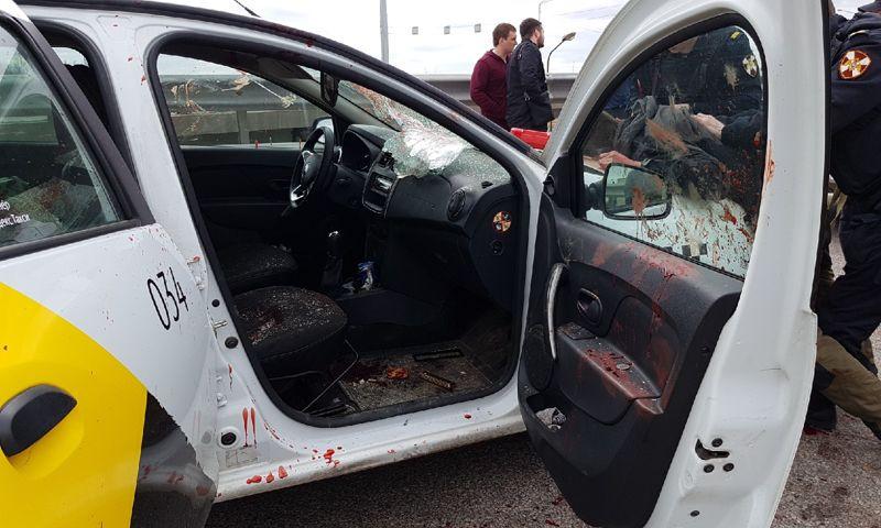 На два месяца арестован ярославец, напавший на таксиста из Вологды