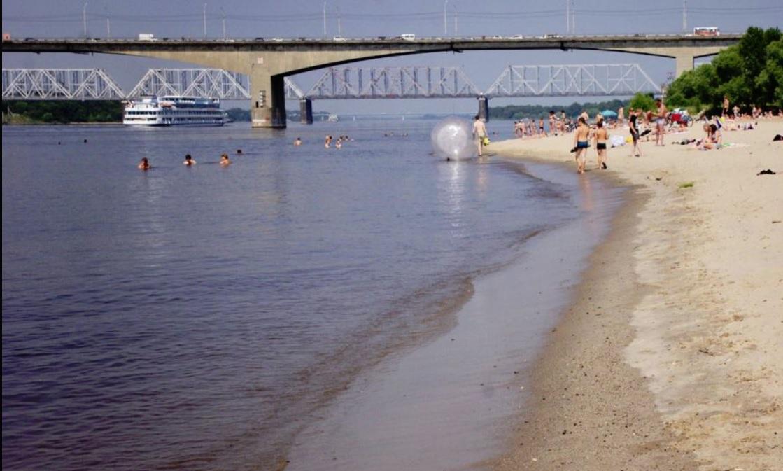 Три городских пляжа готовят в Ярославе к купальному сезону