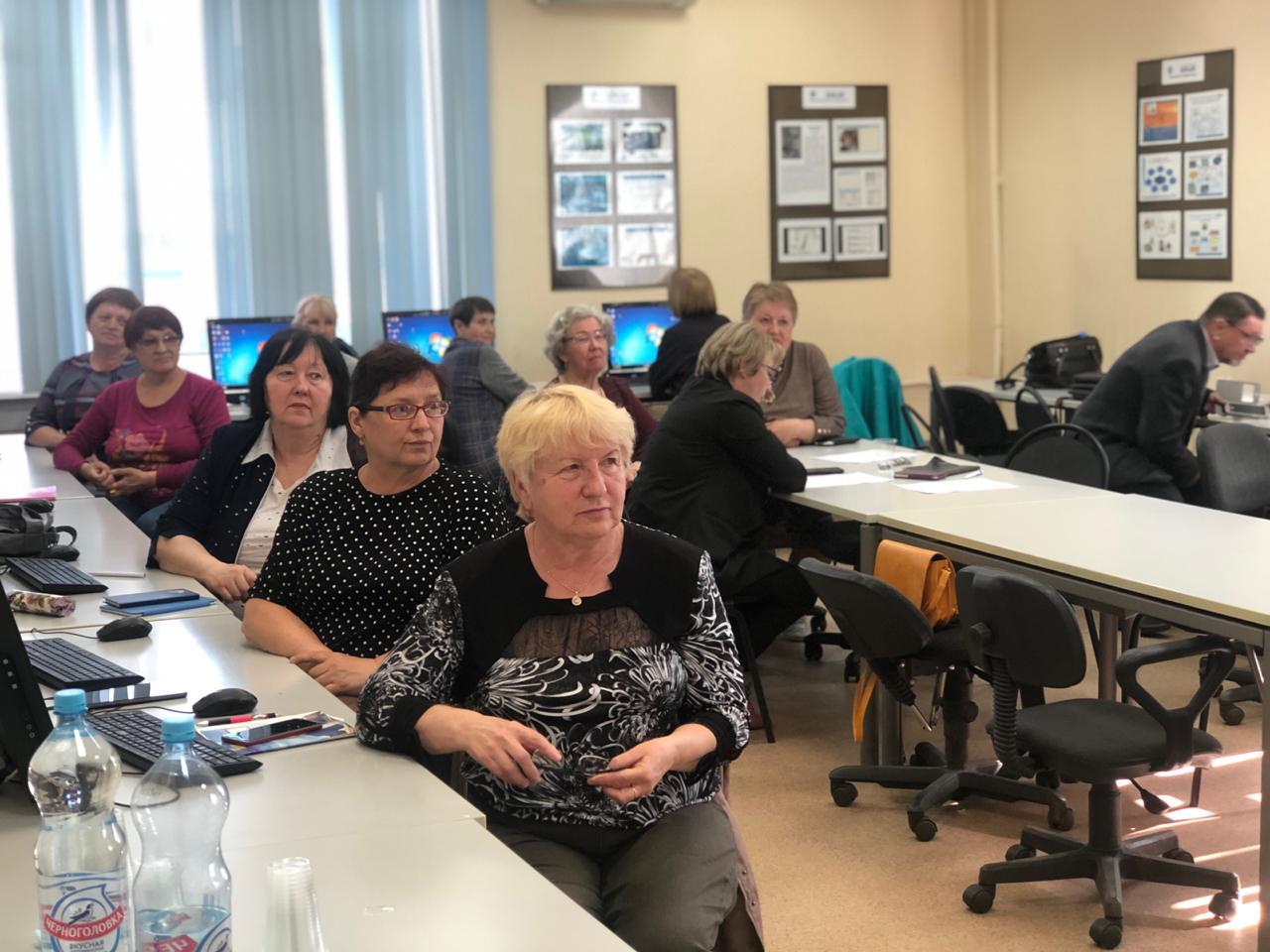 Представители ярославского IТ-клуба примут участие в IX Всероссийском чемпионате по компьютерному многоборью среди пенсионеров