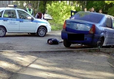 В Ярославле у детского сада задержали пьяного водителя
