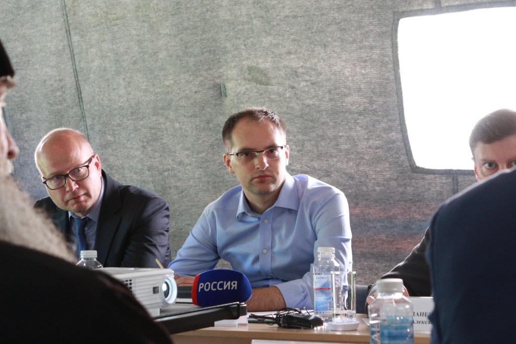 В Хопылеве будет создан духовно-просветительский комплекс «Ушаков-центр»