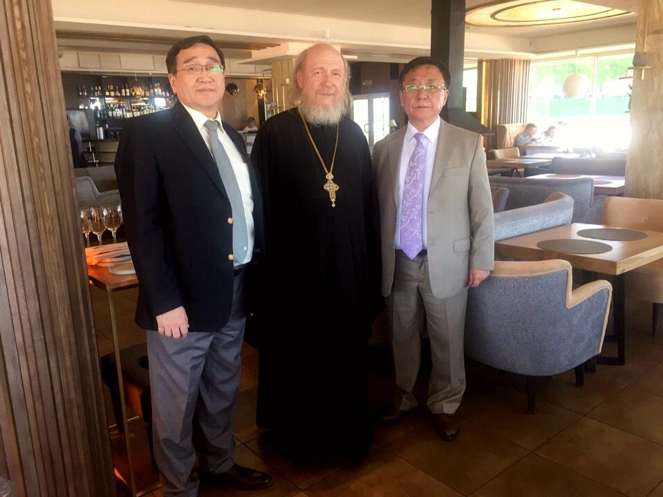 В Ярославле состоялась международная конференция «Россия и Монголия: вехи истории»