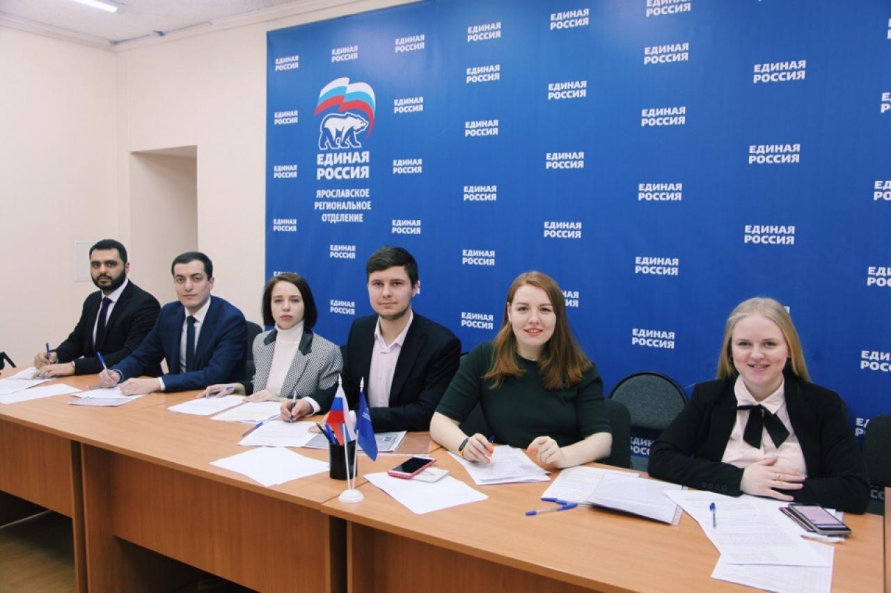 127 молодых кандидатов примут участие в предварительном голосовании «Единой России» в Ярославской области
