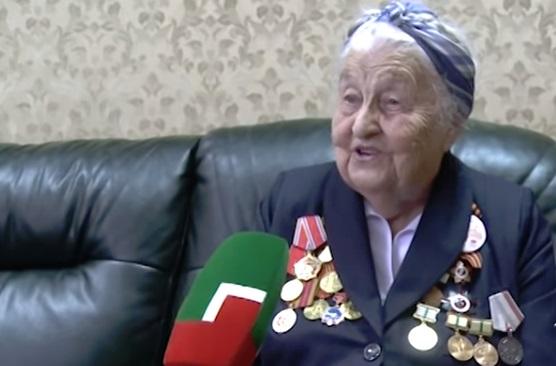 В Чечне исполнили мечту пенсионерки из Ярославской области