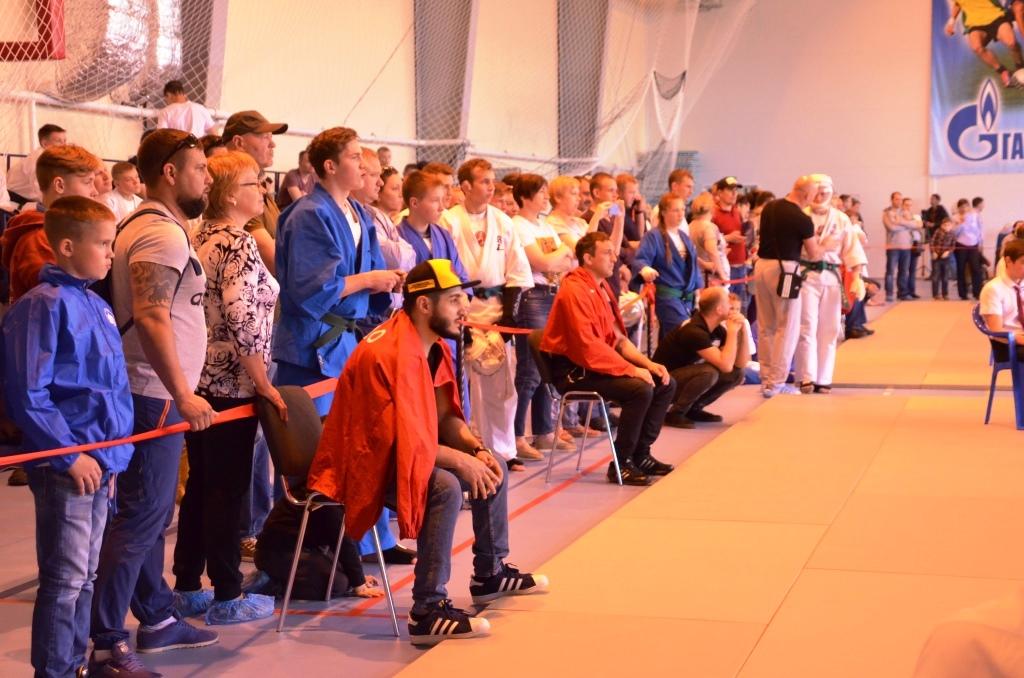 7 золотых медалей завоевали ярославские спортсмены на Всероссийском турнире по кудо
