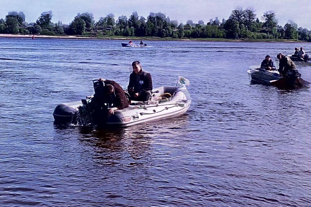 Добровольцы будут очищать реки от браконьерских сетей в рамках акции «Ветер»
