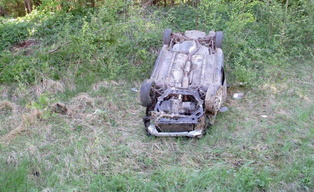 Один человек погиб, один ранен в результате ДТП в Ярославской области