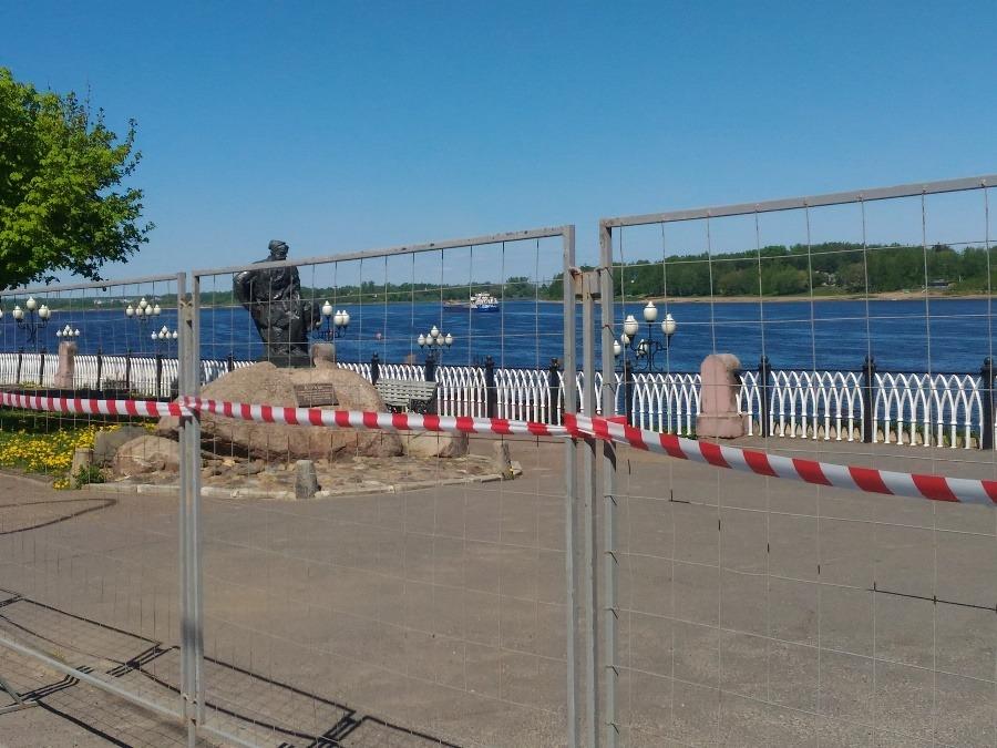 В Рыбинске Лоцманский бульвар закроют на два месяца