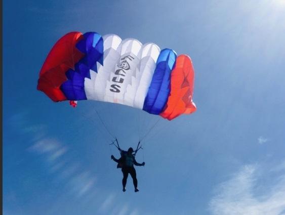 Соревнования по парашютному спорту стартовали в Рыбинске